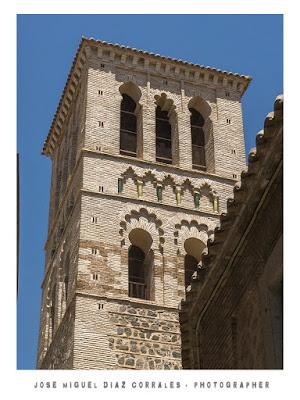 Iglesia de Santo Tomé en Toledo
