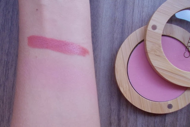 Catrice Neo Natured swatch NUDEtral nature Walk in the woods blush lipstick