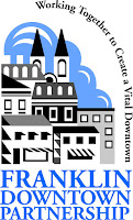 Franklin Downtown Partnership General Meeting - Agenda - Apr 5