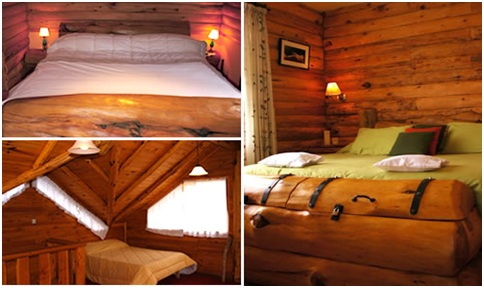 Rustic bedroom decorating ideas. Rustic dorm furniture and bedding