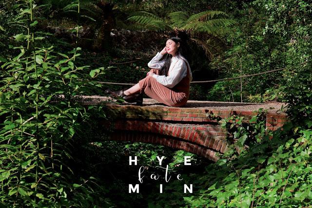 [DEBUT] HYEMIN 혜민 se presenta con FATE