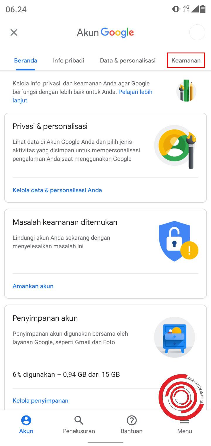 Lihat Cara Mengganti Akun Pemulihan Gmail Terbaru