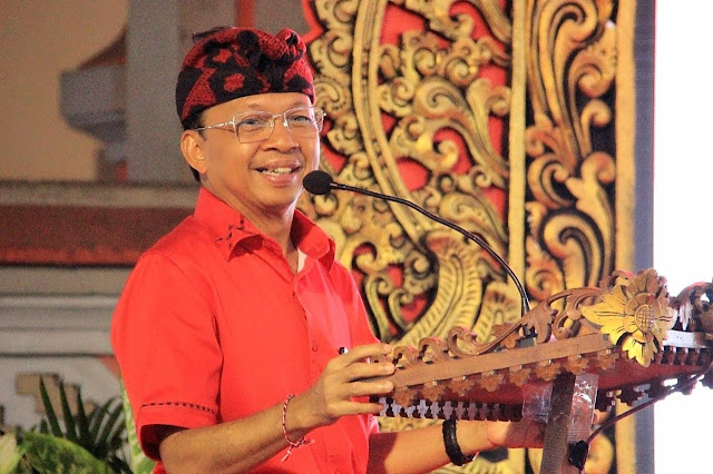 Menuju Bali Smart Island, Gubernur Koster Launching Layanan Akses Wifi Gratis