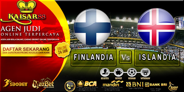 Prediksi Finlandia Vs Islandia 02 September 2017