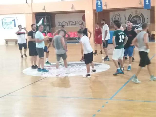 Ξεκίνησε προπονήσεις η ομάδα μπάσκετ του Ερμή Κιβερίου