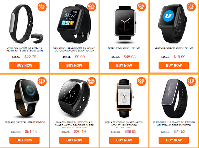Don't Miss This - Massive Discounts on Smart Gears Today