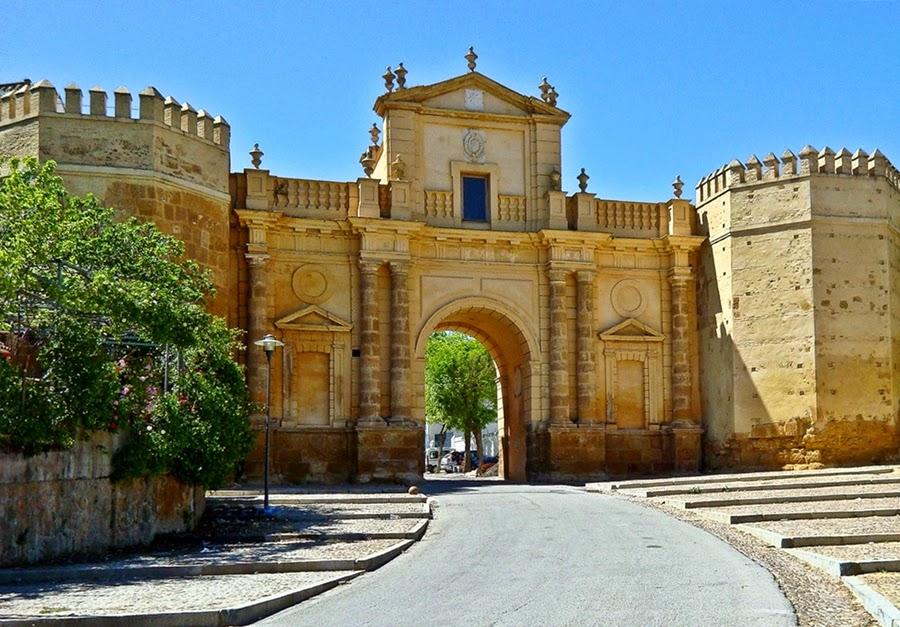 Fotos me gusta andaluc a puerta de c rdoba carmona - Puerta de sevilla carmona ...
