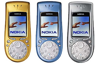 Hp Nokia Jadul Legendaris 3650