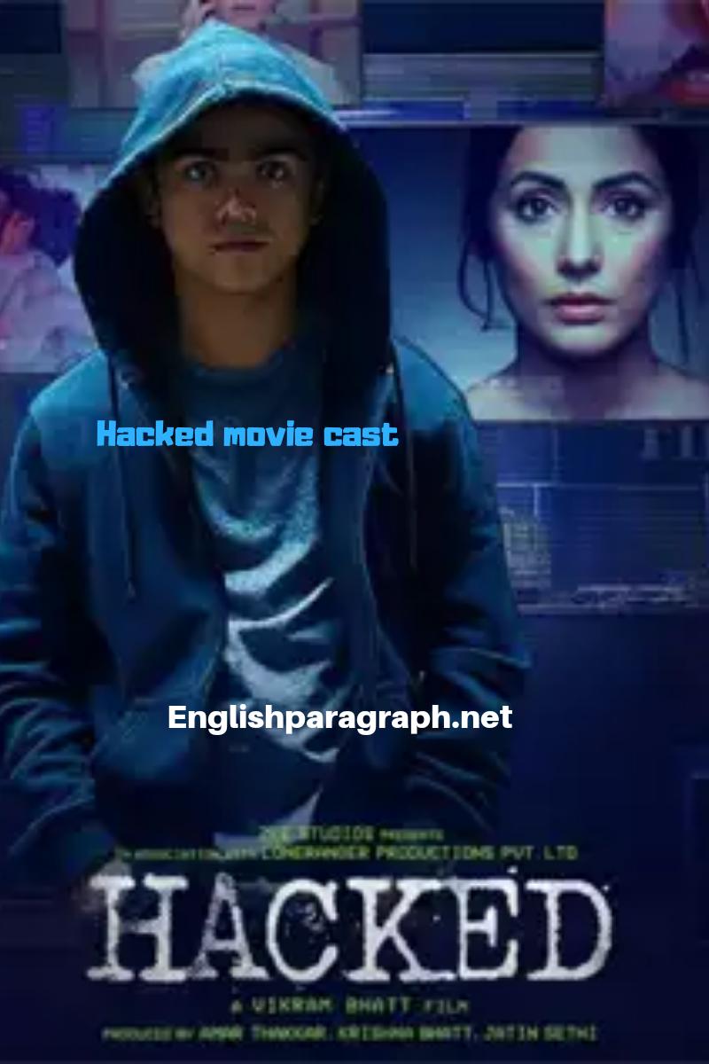 Hacked (2020) Hindi Pre-DVDRip x264 700MB Free Download