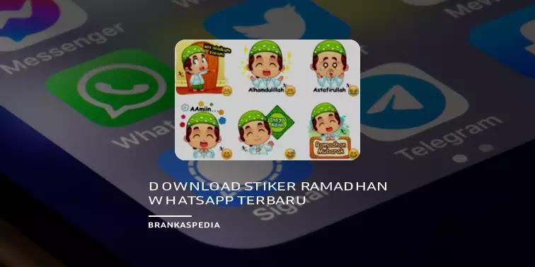 Download Stiker Ramadhan WhatsApp Terbaru