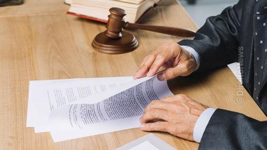 juiz exclusao documentos considerar atrapalham processo