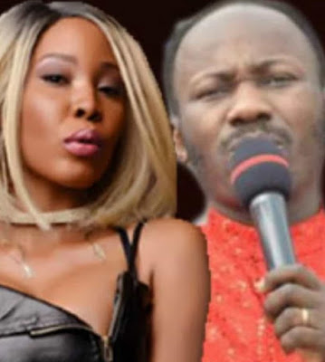 apostle suleman spending money prostitutes