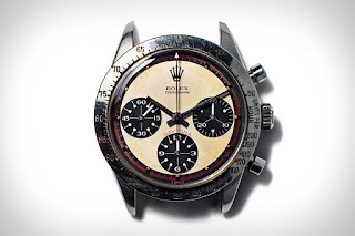 Paul Newman's Rolex Daytona Watch