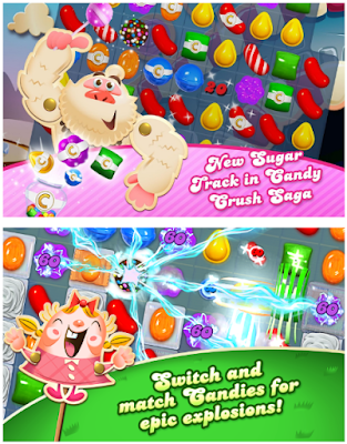 Download Game Candy Crush Saga Apk v1.90.0.6 Mod Terbaru