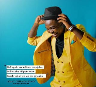 Audio-Aslay-Kipenda-Roh-Mp3-Download-New Song