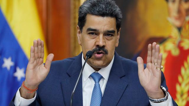 """Maduro a EE.UU.: """"No tenemos miedo a combatir con las armas"""""""