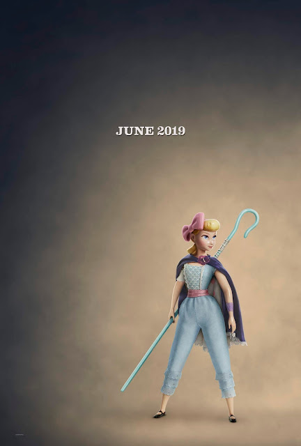 Bo Peep Toy Story 4 Character Poster