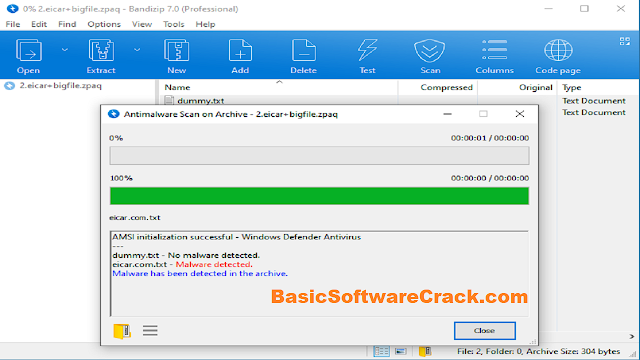Bandizip Professional v7.17 (x64) Repack Download
