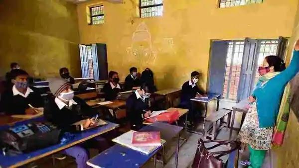 यूपी: कल से कक्षा 9-12 के लिए फिर से खोलने के लिए आवासीय विद्यालय