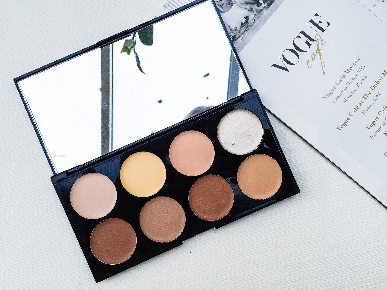 Makeup Revolution Ultra Cream Contour Palette | Mascara and ...
