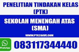 Judul PTK Sosiologi SMA/MA