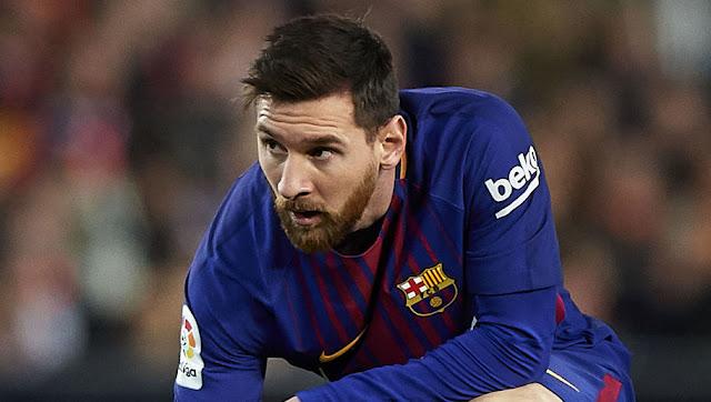 Lionel Messi Barça Mercato PSG