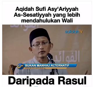 Astaghfirullah, Ustad Yahya Badrussalam ini Sebut Ajaran Sufi Menyimpang