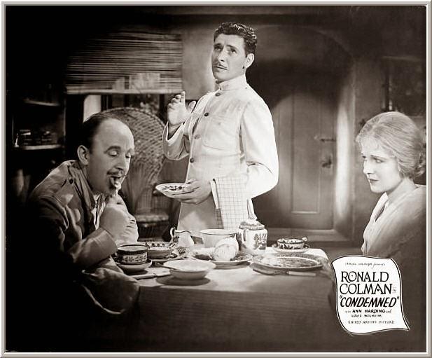 Mi Enciclopedia De Cine 1929 Condenado Condemned Carteles