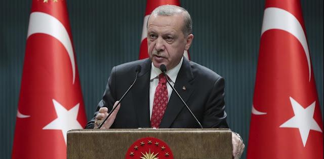 Ερντογάν: Η μετατροπή της Αγίας Σοφίας σε τζαμί ήταν αίτημα του έθνους μας