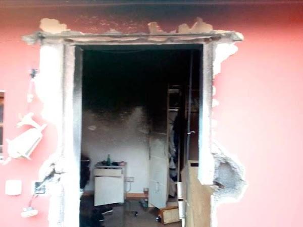 Herido grave en el incendio de su vivienda, Las Palmas de Gran Canaria