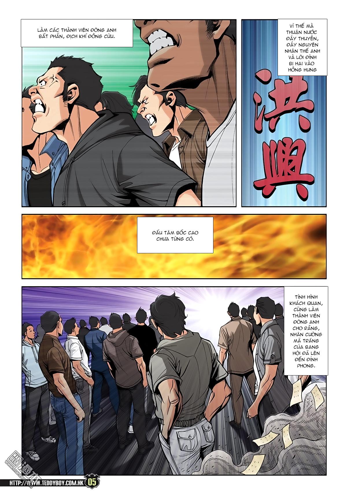 Người Trong Giang Hồ chapter 1942: trí tuệ chung cực trang 4