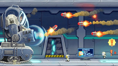 Jetpack Joyride v1.9.17 ( Unlimited Money ) Mod Apk