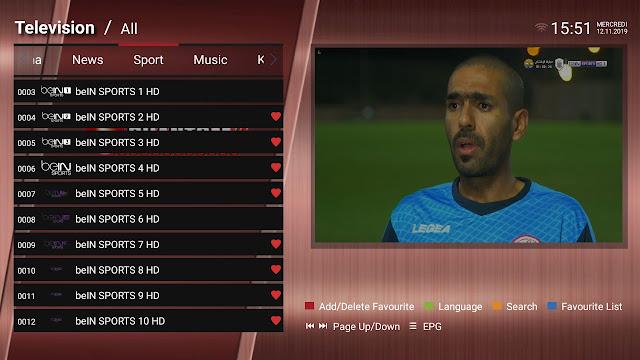 تحميل تطبيق Phantom tv .apk لمشاهدة الاف القنوات المشفرة و المفتوحة بدون تقطيع