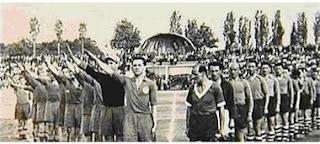 Македонските клубове в системата на българския футбол в периода на Втората световна войн