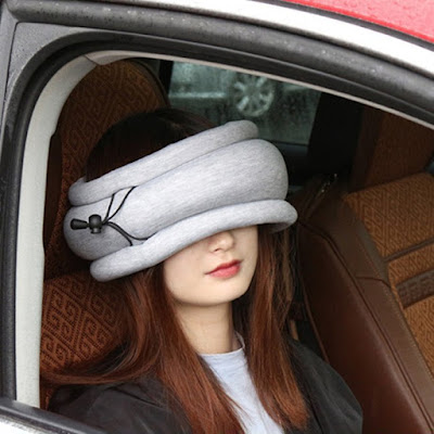 Portable Travel Sleeping Headrest