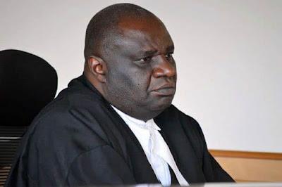 Kisumu court of appeal judge prof Otieno Odek. PHOTO | NMG