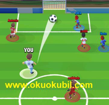 Soccer Battle v1.2.14 En Güzel Gol Atmaca Online PvP Mod Apk Sınırsız Para İndir