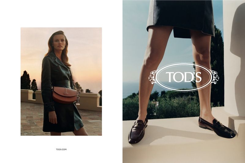 Tod's Resort 2020 Campaign