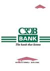 14 New Job Opportunities at CRDB Bank Plc