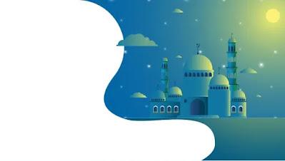 Free Desain Flat PPT : Download Contoh Desain Flat Ramadhan Power Point