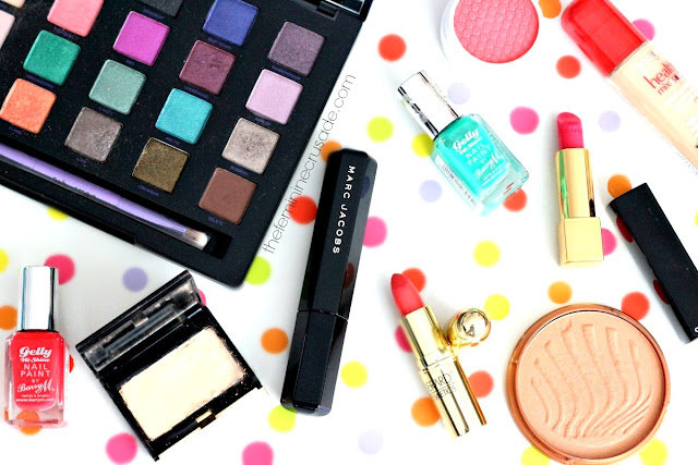 The Summer Makeup Edit