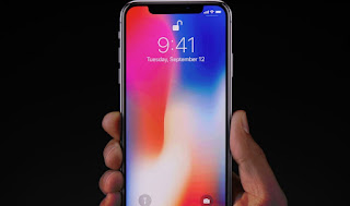 iPhone X privacy