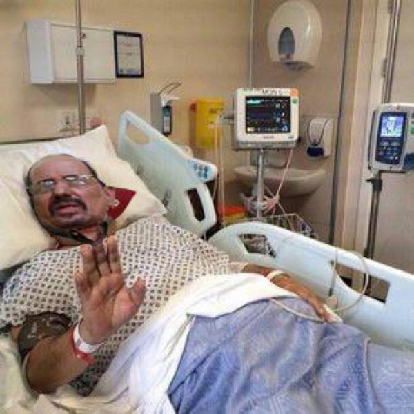 """عاجل.. وفاة عبد العزيز المراكشي زعيم جبهة """"البوليساريو"""""""