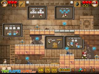 Jogue The Pyramid Adventure online