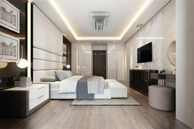 Thiết kế mẫu phòng ngủ