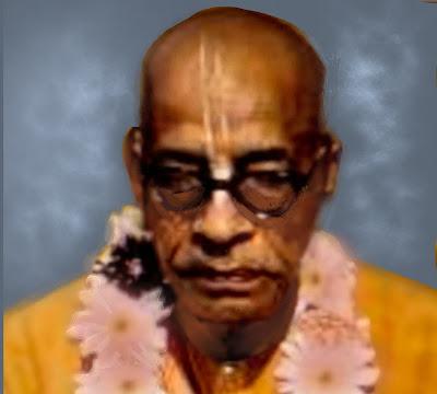 Bhaktivedanta Swami