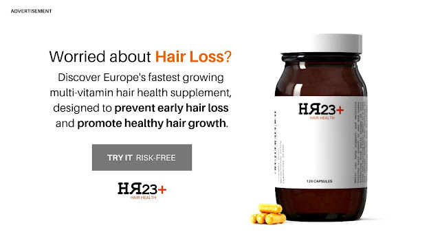 hair growth supplement for baldness HR23+