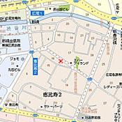 Number (N)ine的位置圖 | © mapion.co.jp