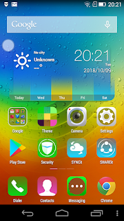 Cara Menambah Navigation Bar (Navbar) Pada Ponsel Android - MH Blog Indonesia