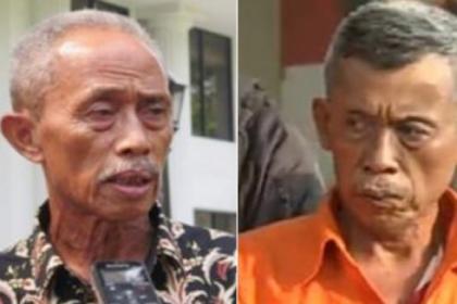 Si 'Kembar' Beda Nasib, Usma Diundang ke Istana, Yayan Dipenjara